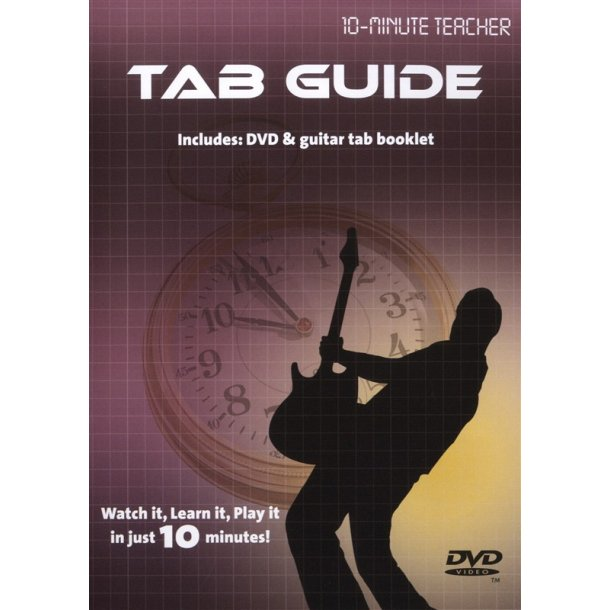 10-Minute Teacher: Tab Guide