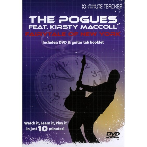 10-Minute Teacher: The Pogues/Kirsty MacColl - Fairytale Of New York