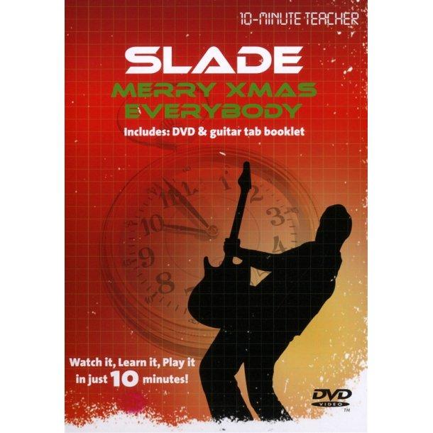10-Minute Teacher: Slade - Merry Xmas Everybody