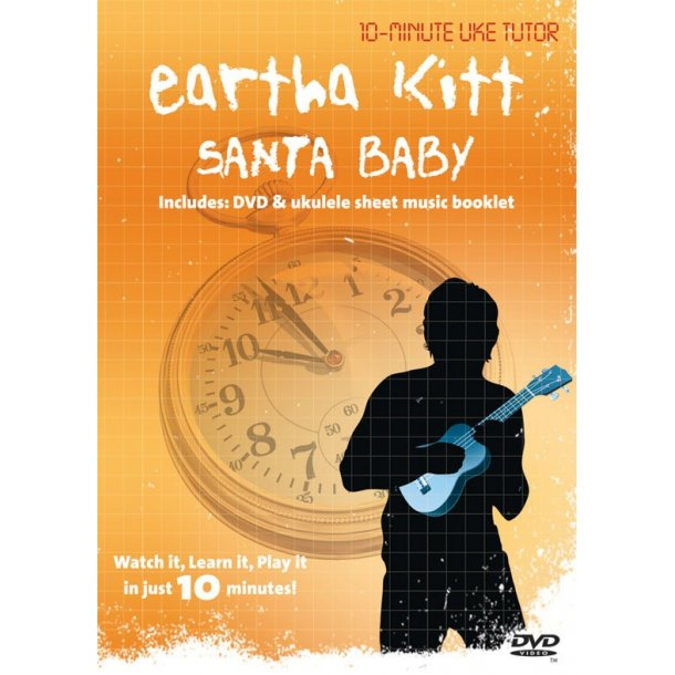 10-Minute Uke Tutor: Eartha Kitt - Santa Baby