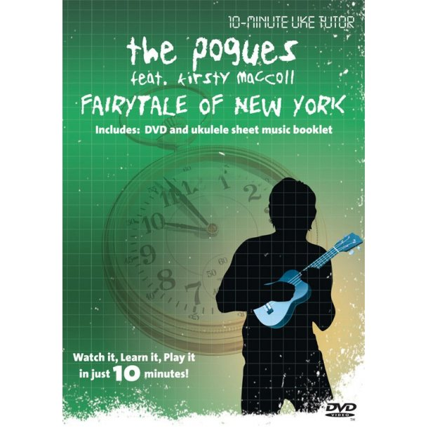 10-Minute Uke Tutor: The Pogues - Fairytale Of New York