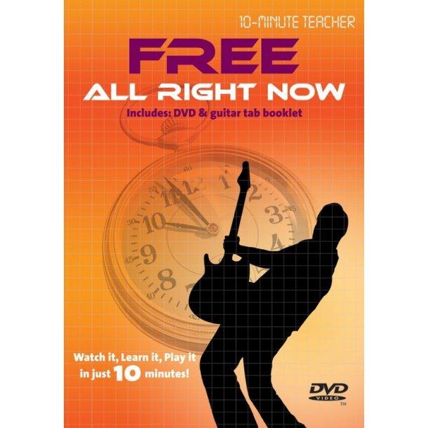 10-Minute Teacher: Free -  All Right Now