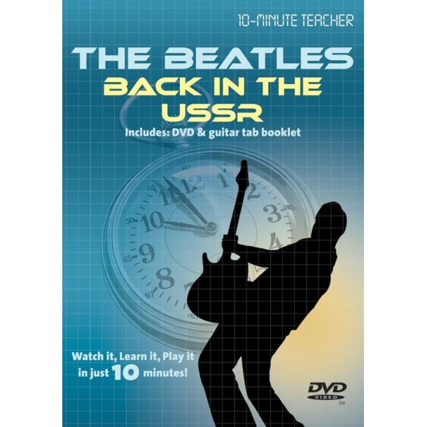 10-Minute Teacher: The Beatles - Back In The U.S.S.R.