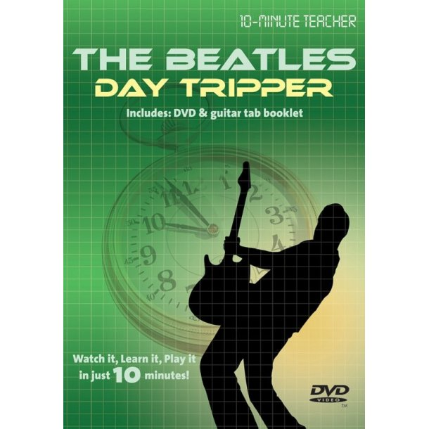 10-Minute Teacher: The Beatles - Day Tripper