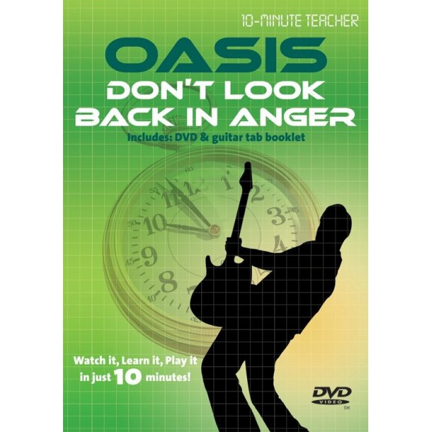 10-Minute Teacher: Oasis - Don't Look Back In Anger