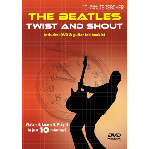 10-Minute Teacher: The Beatles - Twist And Shout