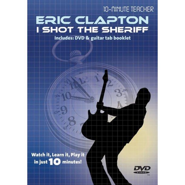 10-Minute Teacher: Eric Clapton - I Shot The Sheriff