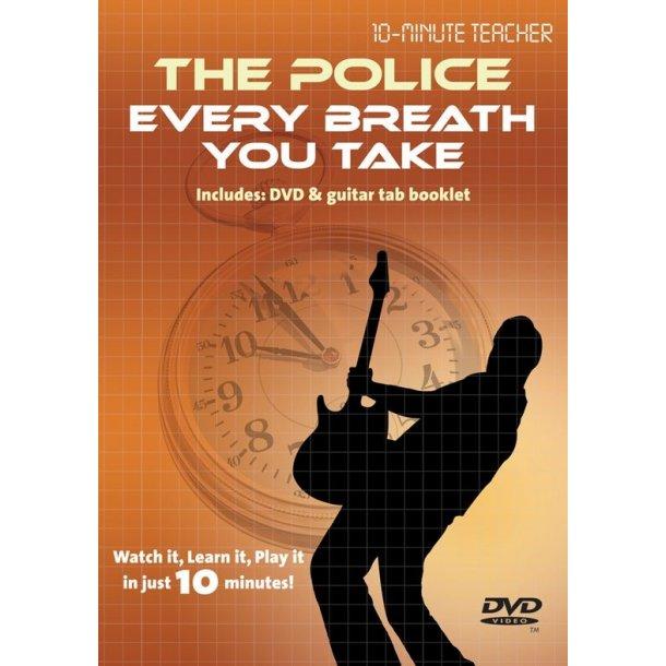 10-Minute Teacher: The Police - Every Breath You Take