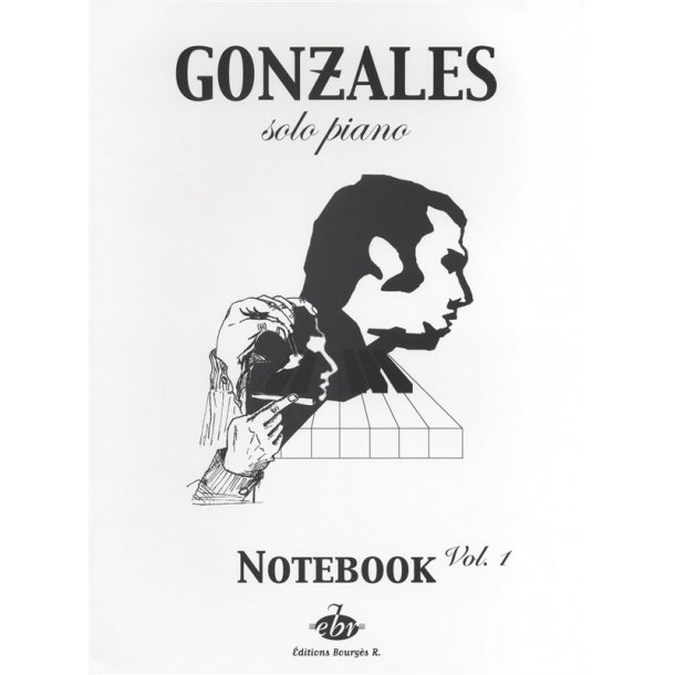 (Chilly) Gonzales: Solo Piano - Notebook Volume 1