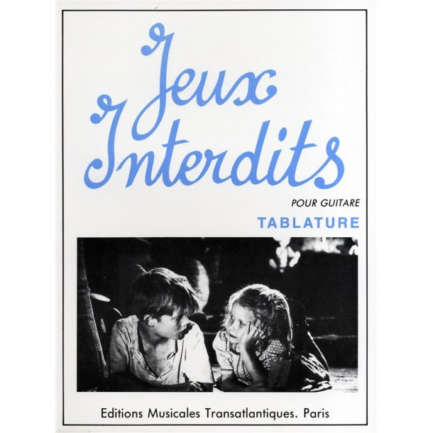 Narcisso Yepes: Jeux Interdits