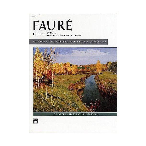Gabriel Faure: Dolly Op.56