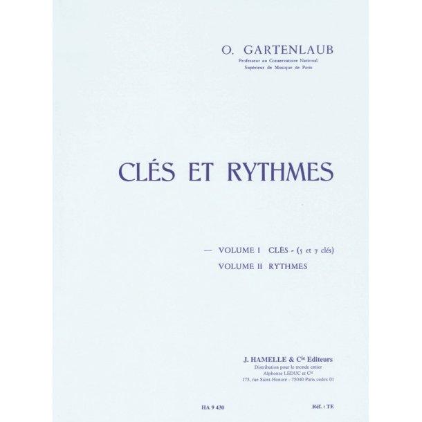 Gartenlaub Cles Et Rythmes Volume 1 5 Cles Et 7 Cles Book