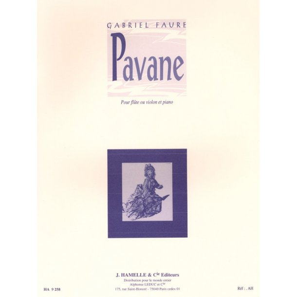 Gabriel Fauré: Pavane Op.50 (Violin & Piano)