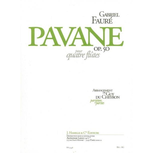 Gabriel Faure: Pavane Op.50