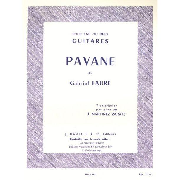 Gabriel Fauré: Pavane Op.50 (Guitar)