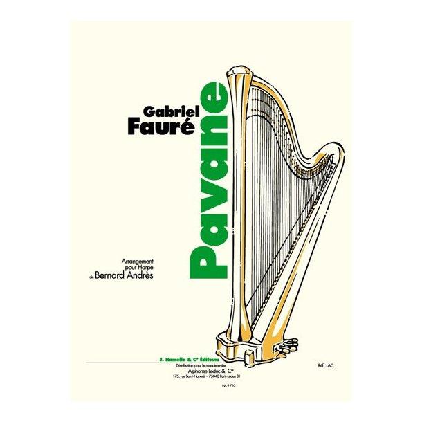 Gabriel Fauré: Pavane Op.50 (Harp solo)