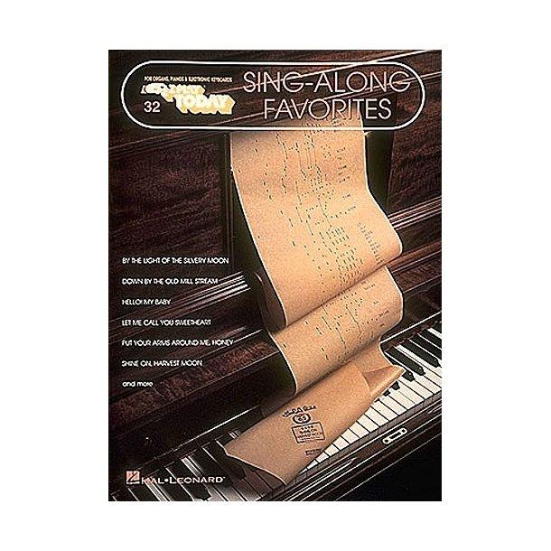 032. Sing-Along Favorites