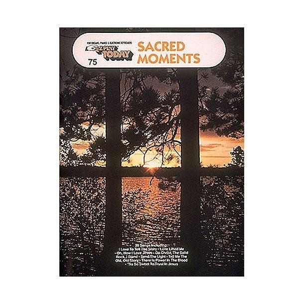 075. Sacred Moments