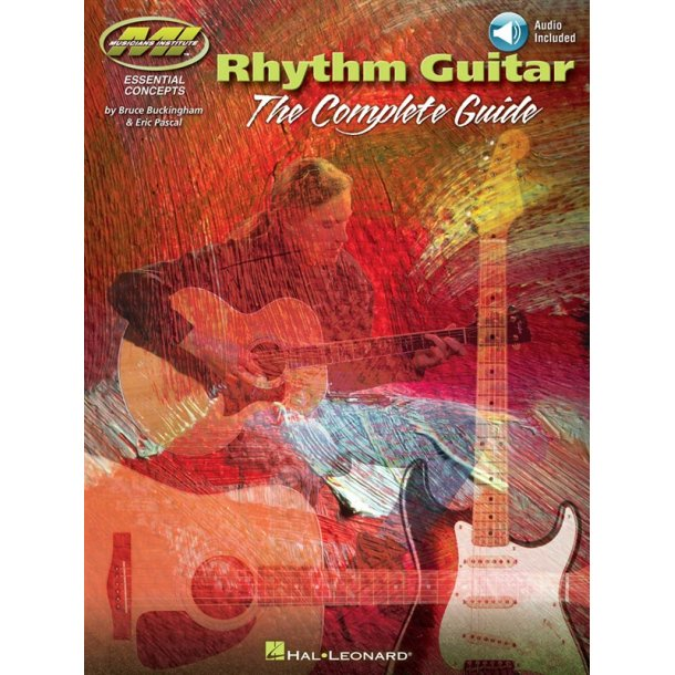 Musicians Institute: Rhythm Guitar - The Complete Guide