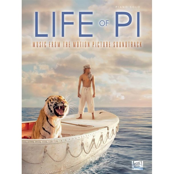 Mychael Danna: The Life Of Pi (Piano Solo)