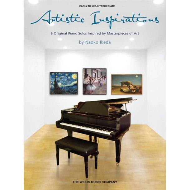 Naoko Ikeda: Artistic Inspirations