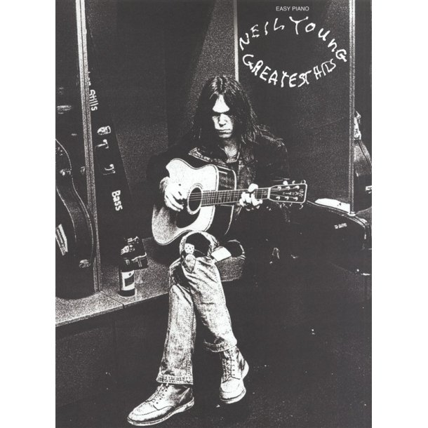 Neil Young: Greatest Hits - Easy Piano
