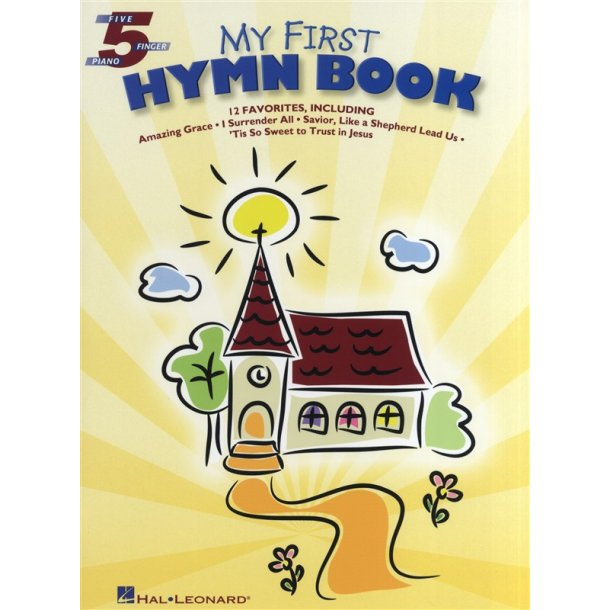 My First Hymn Book - Five Finger Piano