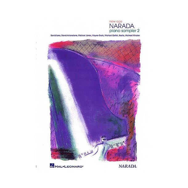 Narada® New Age Piano Sampler 2