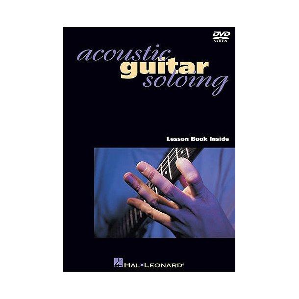 Acoustic Guitar Soloing DVD - Gitarr Noter - Stepnote