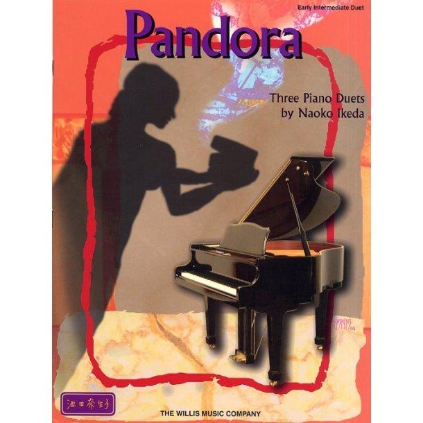 Naoko Ikeda: Pandora