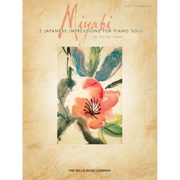 Naoko Ikeda: Miyabi