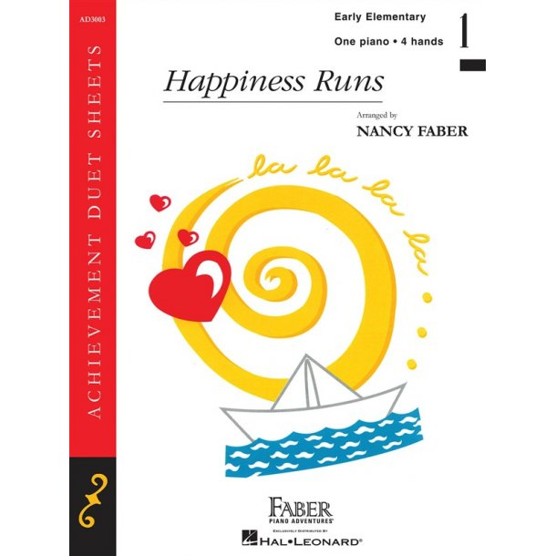 Nancy Faber: Happiness Runs