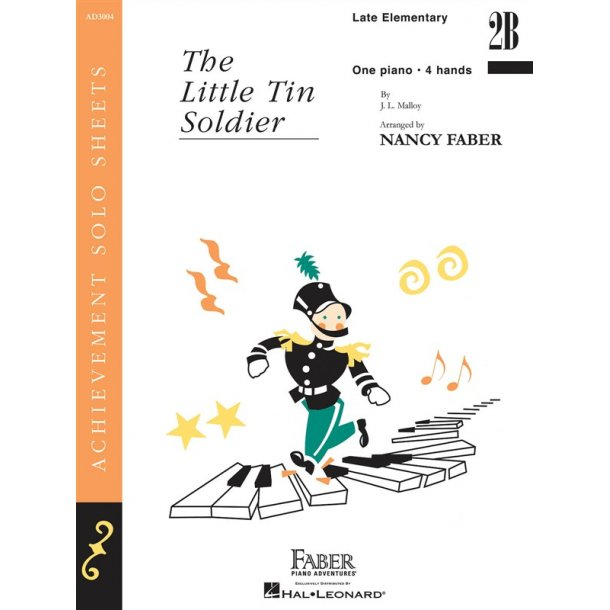 Nancy Faber: Little Tin Soldier (NFMC), The
