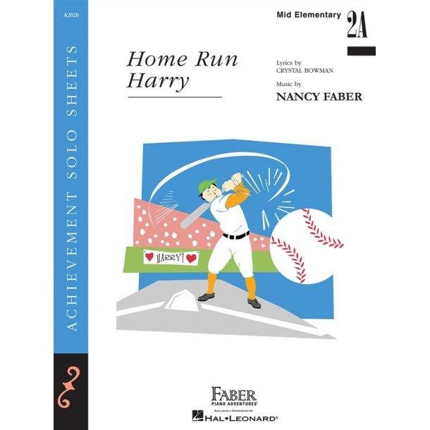 Nancy Faber: Home Run Harry