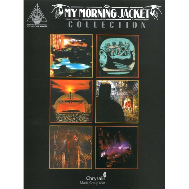 My Morning Jacket Collection - Guitar Recorded Version
