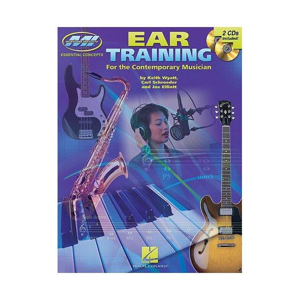 Musician's Institute Essential Concepts - Ear Training