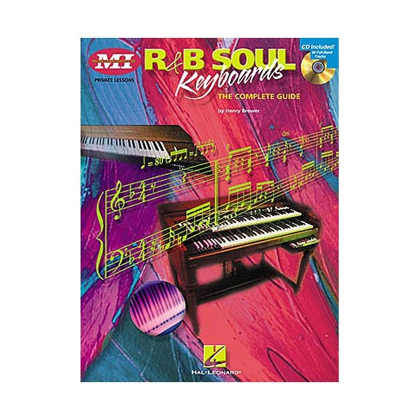 Musicians Institute: R&B Soul Keyboards