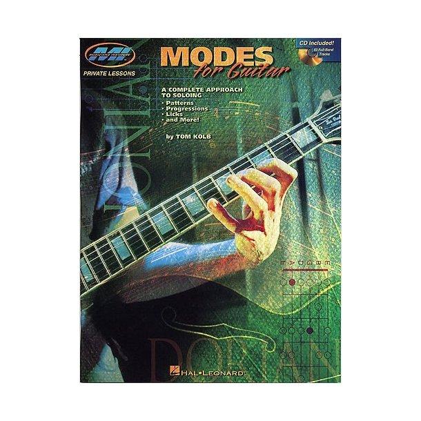 Musicians Institute: Modes For Guitar