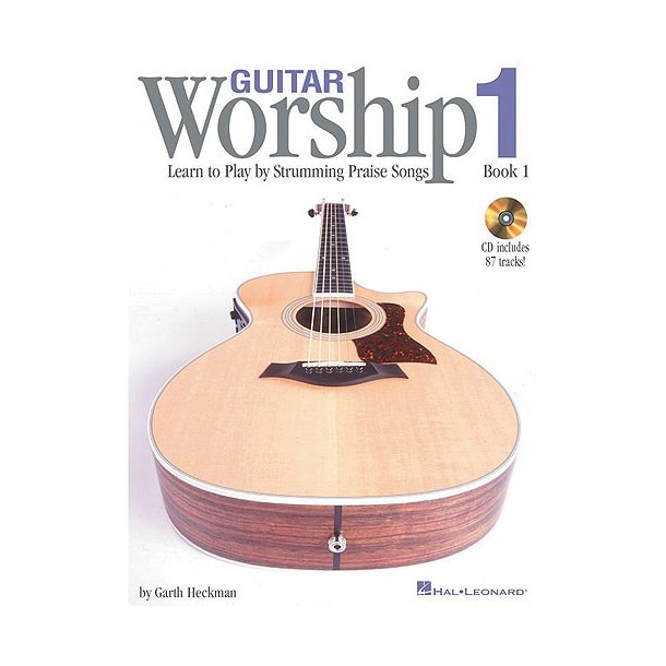 Garth Heckman: Guitar Worship - Book One