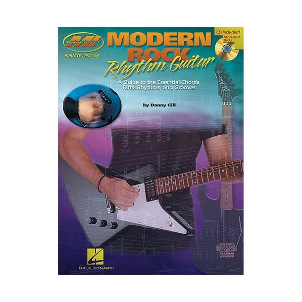 Musicians Institute: Modern Rock Rhythm Guitar