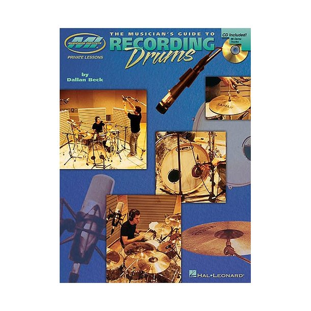 Musician's Guide To Recording Drums
