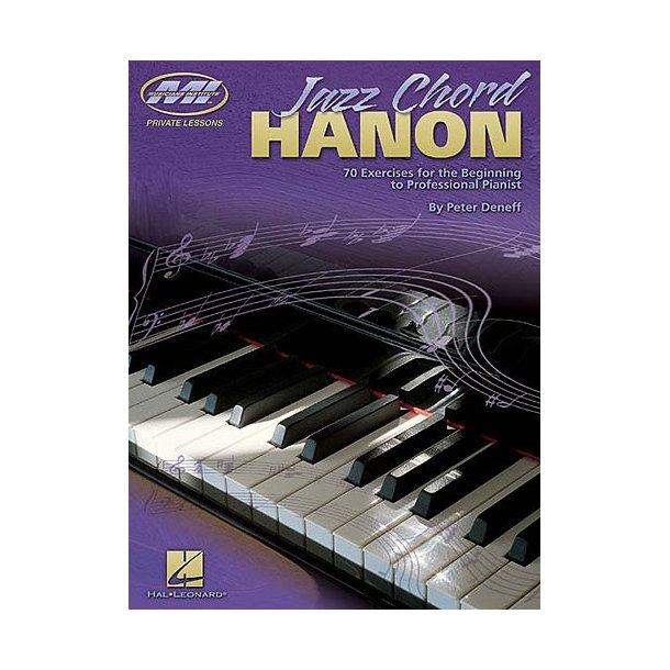 Musicians Institute: Jazz Chord Hanon