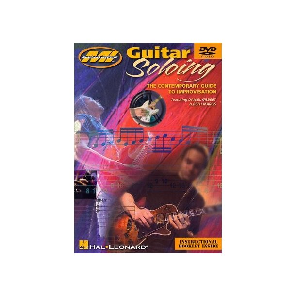 Musicians Institute: Guitar Soloing