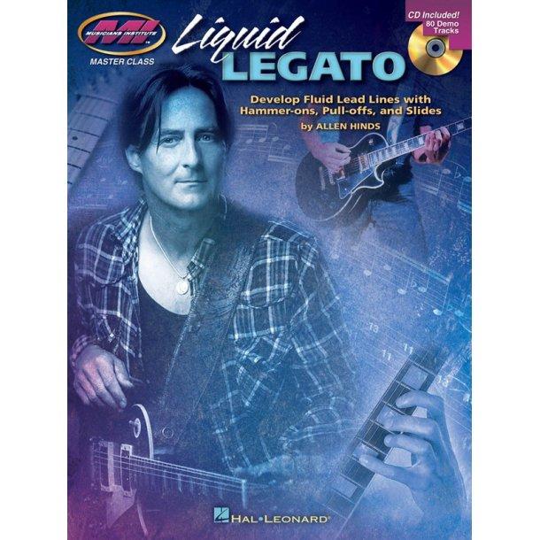 Musicians Institute Master Class:  Liquid Legato