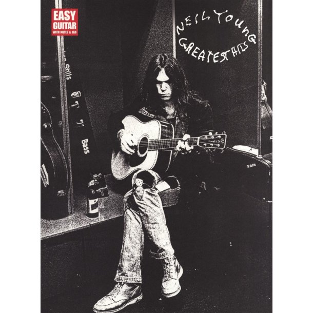 Neil Young: Greatest Hits - Easy Guitar