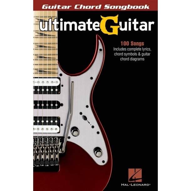 Guitar Chord Songbook: Ultimate Guitar - Tekster & Akkorder - Stepnote