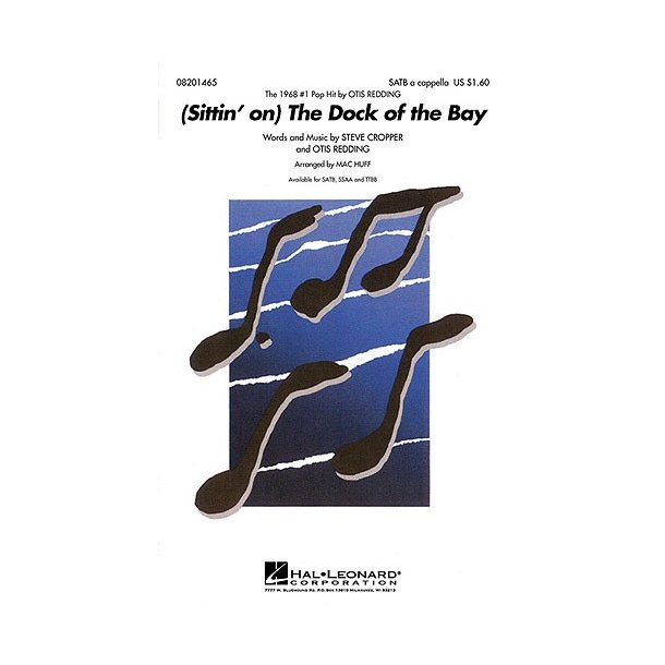 (Sittin' On) The Dock Of The Bay SATB