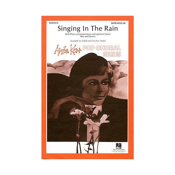 Nacio Herb Brown: Singing in the Rain (SATB)