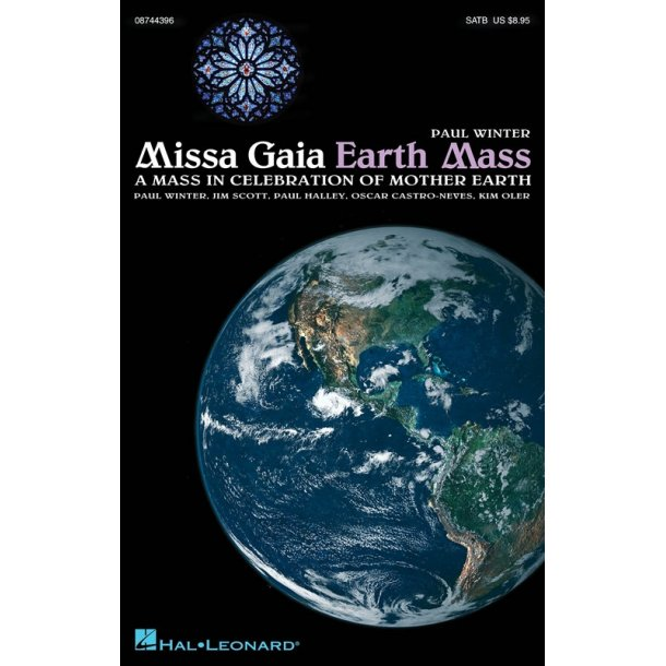 Paul Winter: Missa Gaia (Earth Mass) - SATB