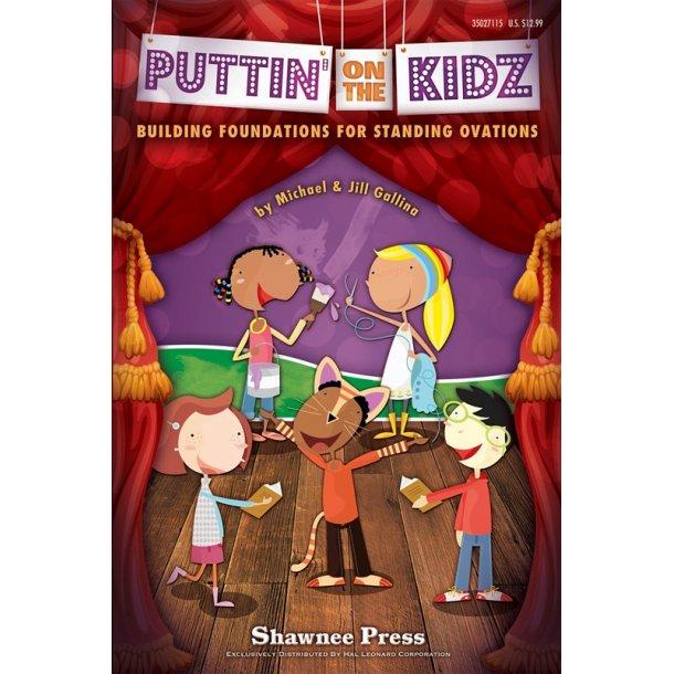 GALLINA MICHAEL & JILL PUTTIN ON THE KIDZ RESOURCE BOOK